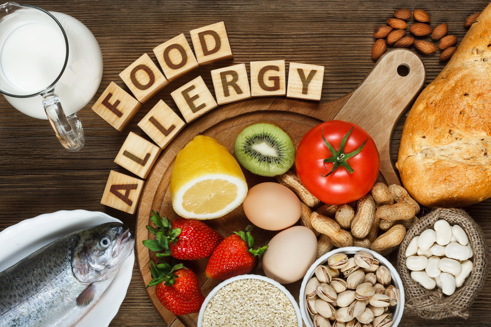 Oral Allergy Syndrome (Pollen-Food Allergy Syndrome)